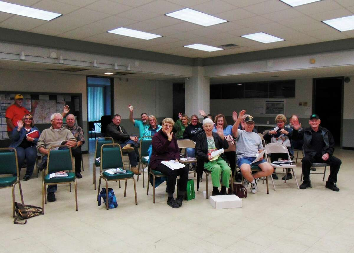 Seven townships in Lake County were represented at the Lake County Township Association meeting. (Star photo/Shanna Avery)
