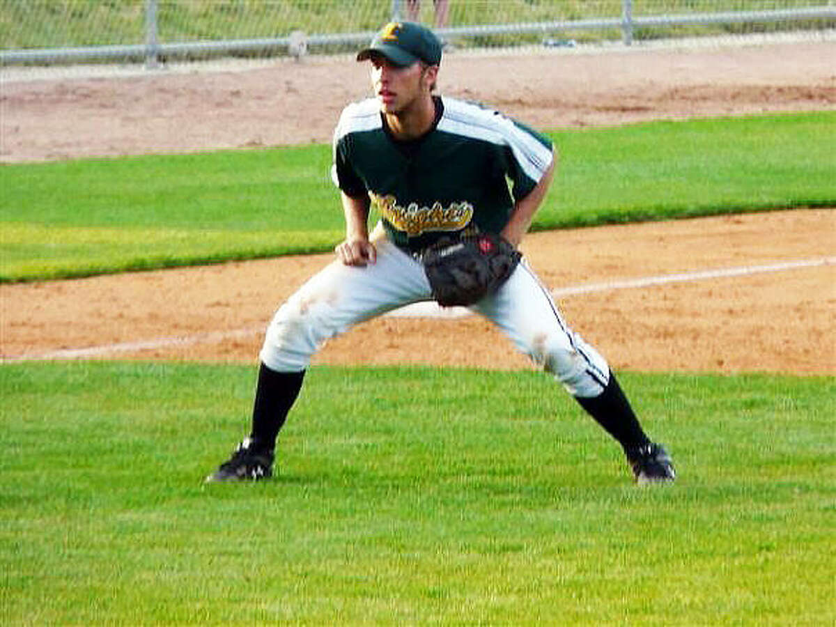 As a senior in 2009, Dusty Shimkus was an All-State first-team third baseman for the Metro-East Lutheran baseball team, which placed second in the state in Class 2A.