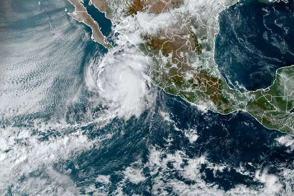 The west coast of Mexico is bracing for Hurricane Pamela.