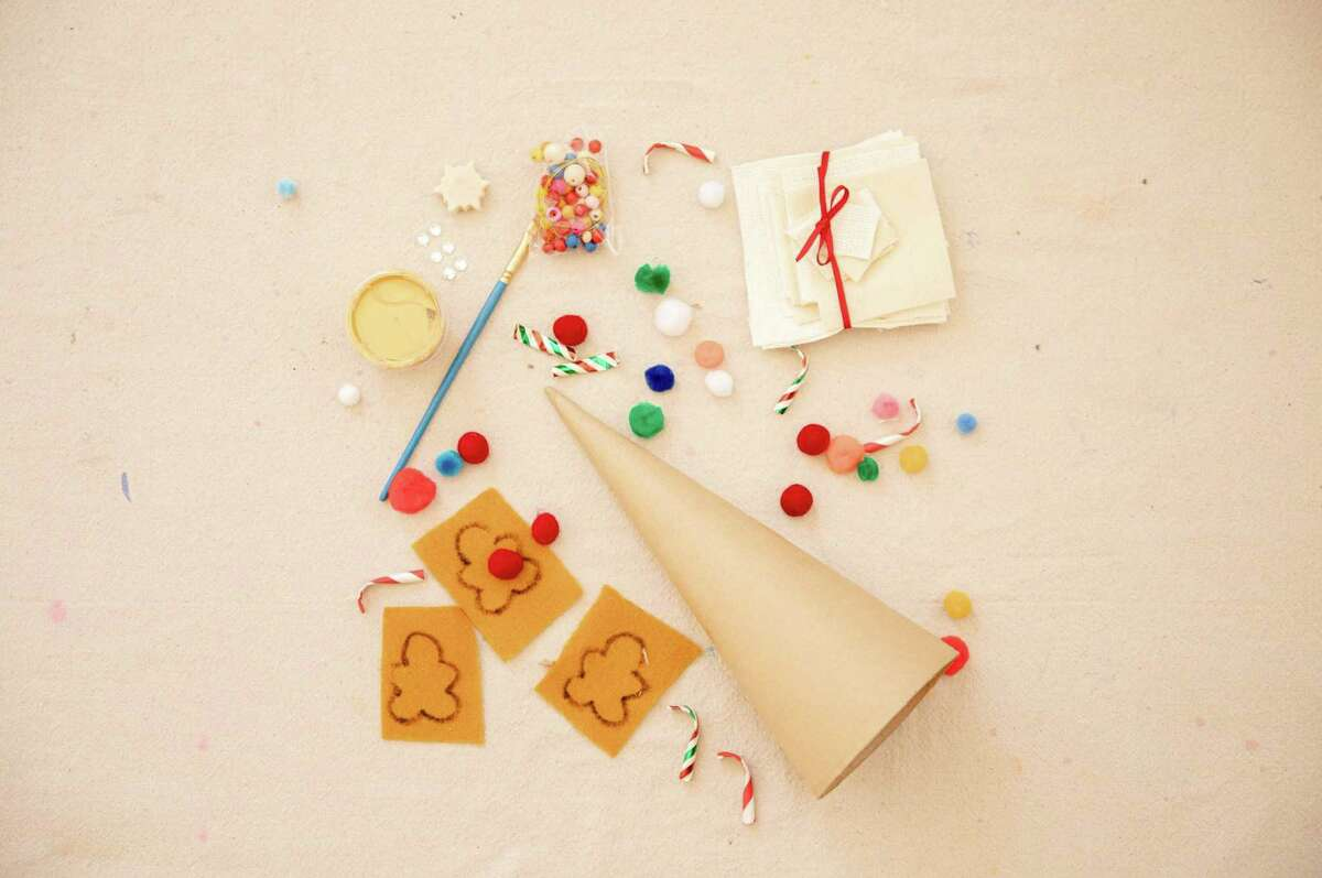 The gifting course being offered by the American Mural Project will allow children to get hands-on by making giftable crafts.