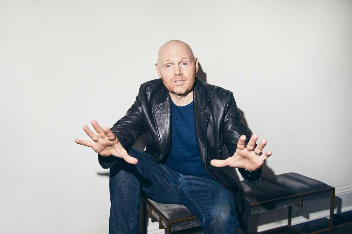 Comedian Bill Burr will appear at the Saratoga Performing Arts Center in Saratoga Springs on Aug. 27, 2022. Tickets go on sale on Oct. 15.