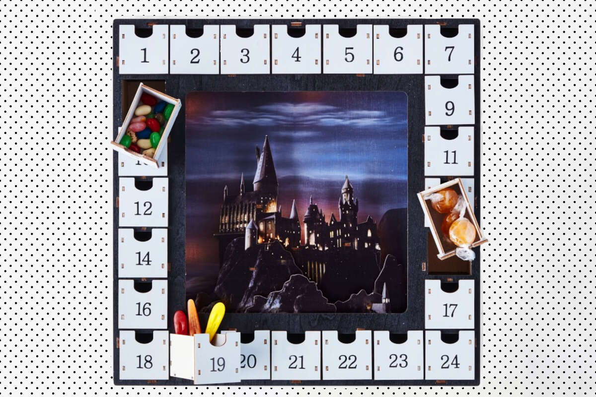 Harry Potter Luxe Advent Calendar & Candy Fill, $99.95 at Williams Sonoma