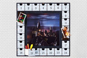 Harry Potter Luxe Advent Calendar & Candy Fill , $99.95 at Williams Sonoma