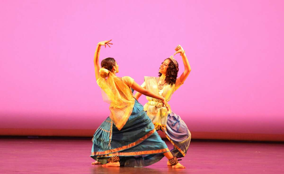 Silambam Houston gets its name fromSilambakoodam, the traditional space in which dance was taught, according to its website.