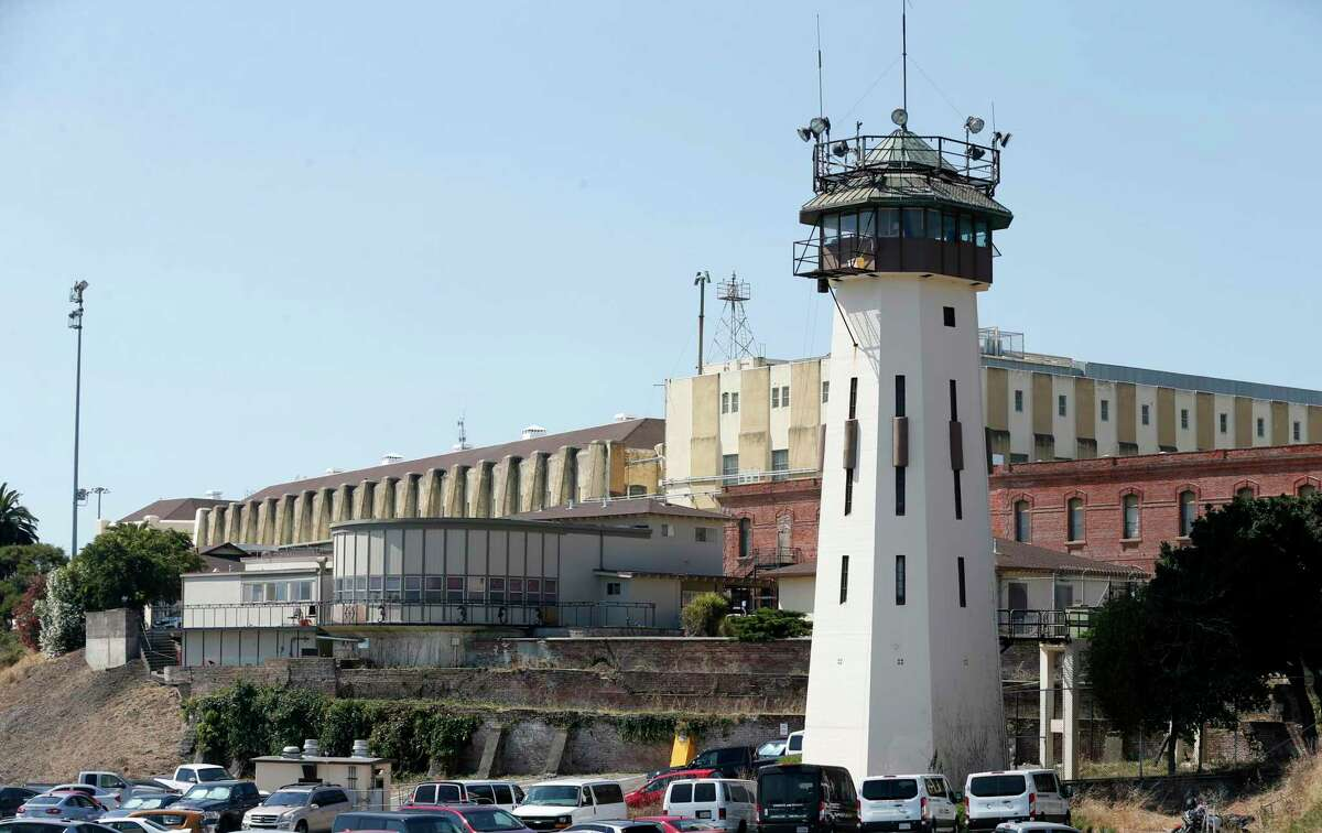 San Quentin State Prison - California's sentencing laws are being relaxed somewhat under the latest legislative measures signed by Gov. Gavin Newsom.