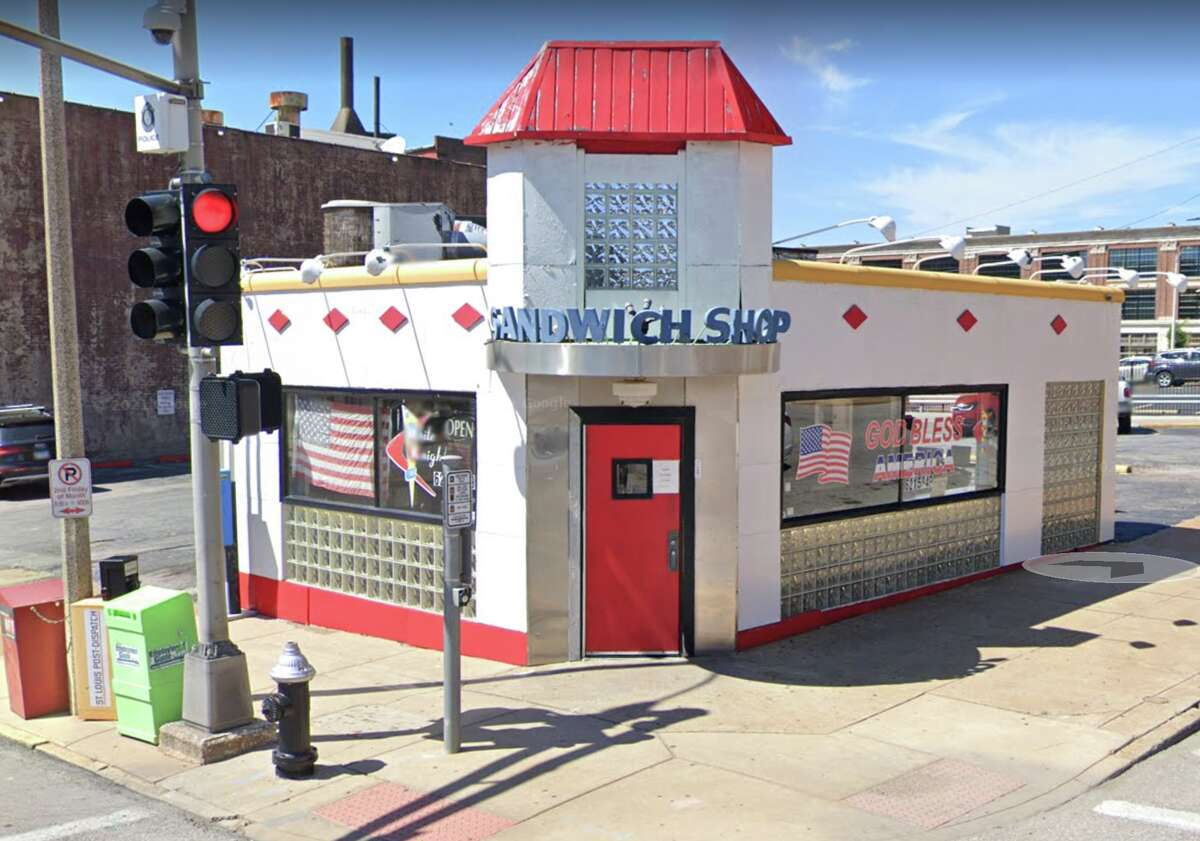 The White Knight Diner at the corner of 18th Street and Olive Street is still in operation today and served as the White Palace in the movie. Get yourself a burger and check out a few of the movie props on display.