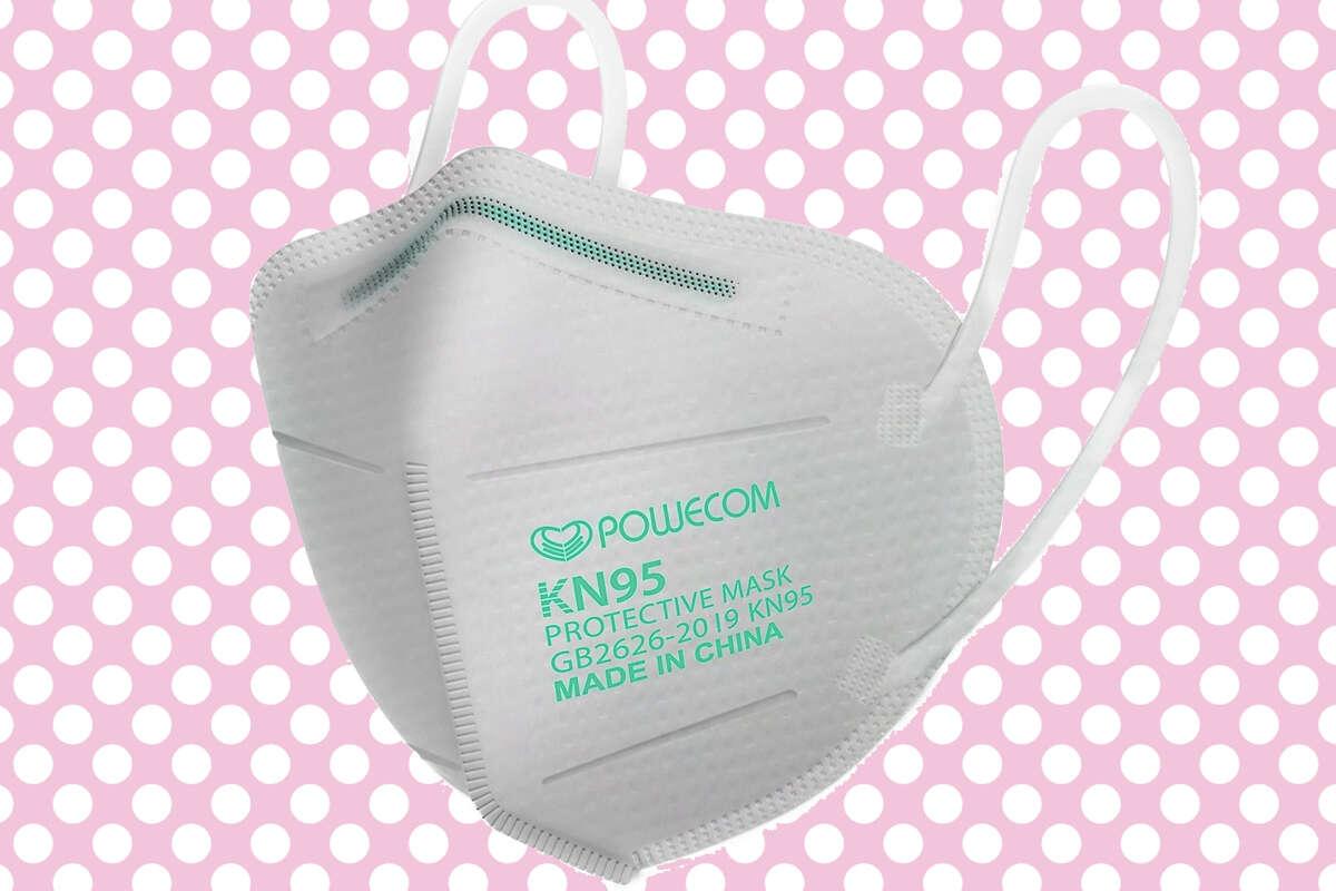 KN95 respirator face masks - $0.88 each at Bonfidemasks.com