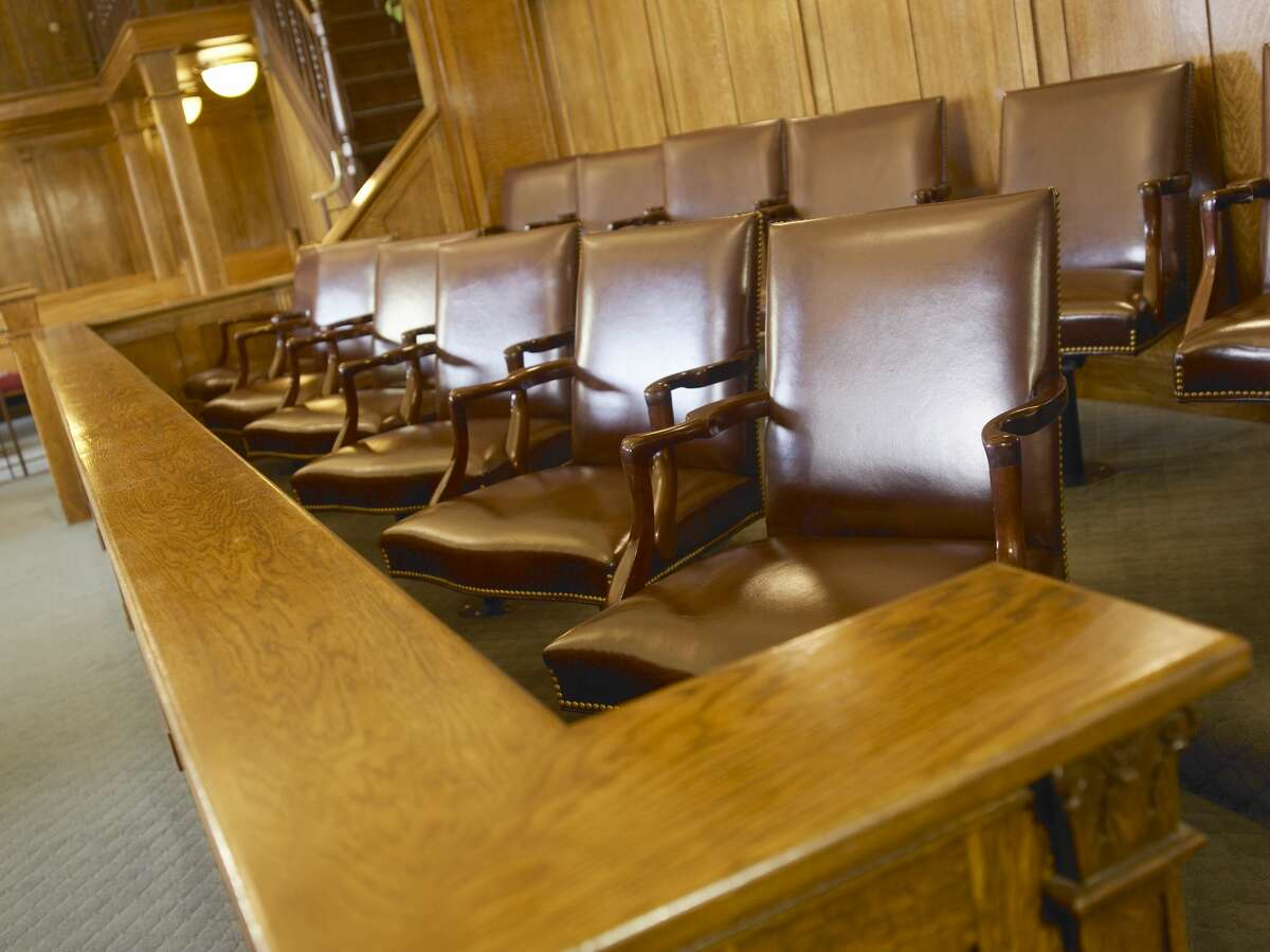 With felony cases bringing in over 100 prospective jurors, the circuit court rooms are too small to accommodate that many under the CDC guidelines restricting capacity and spacing.