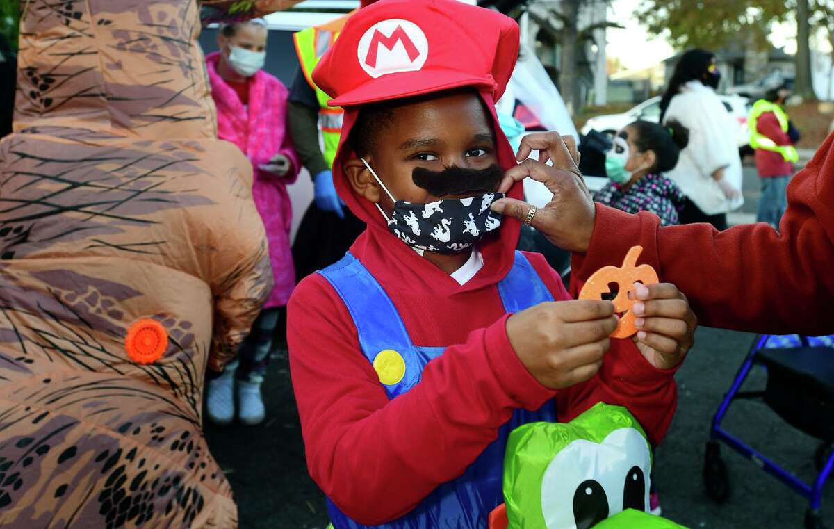 Children and families are encouraged to go trick or treating this year while taking precautions to prevent the spread of COVID-19 and the flu such as wearing masks, social distancing, and washing your hands.