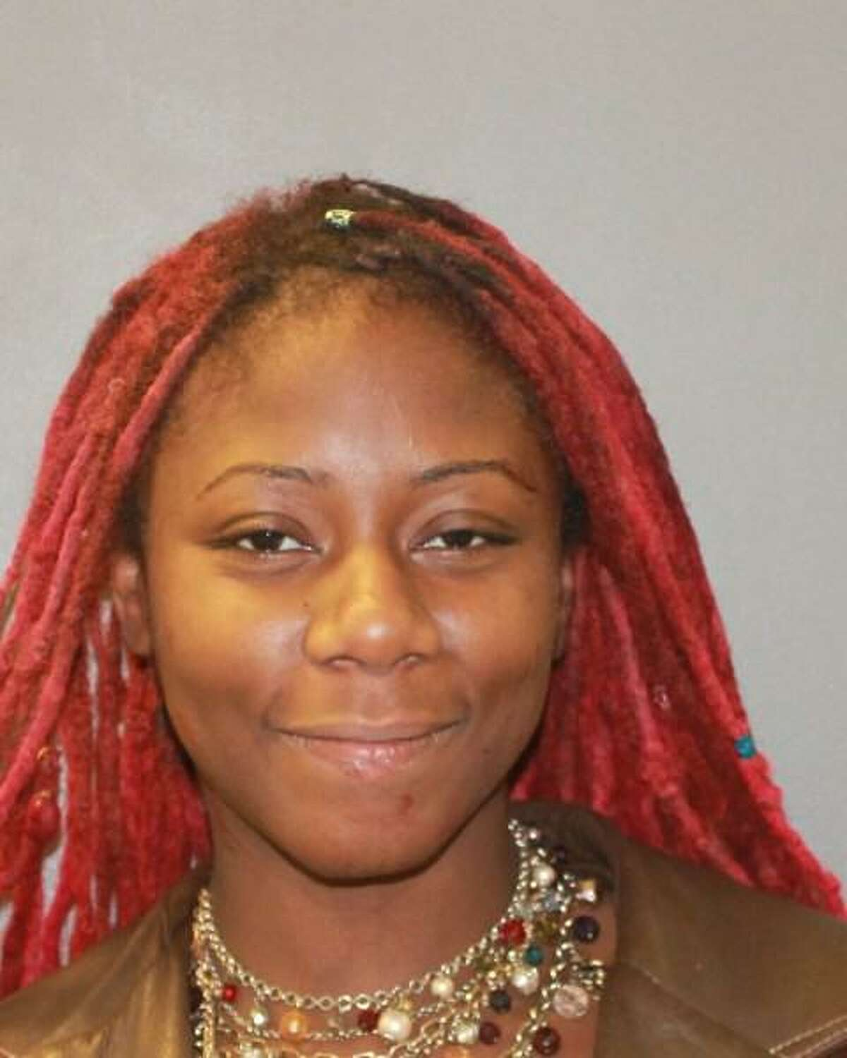 Wisdom South, 25, of New Haven was charged after allegedly punching an employee at a Hamden TGI Fridays, police said.