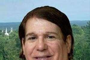 William DeRosa, a Republican candidate for Newtown's Legislative Council.