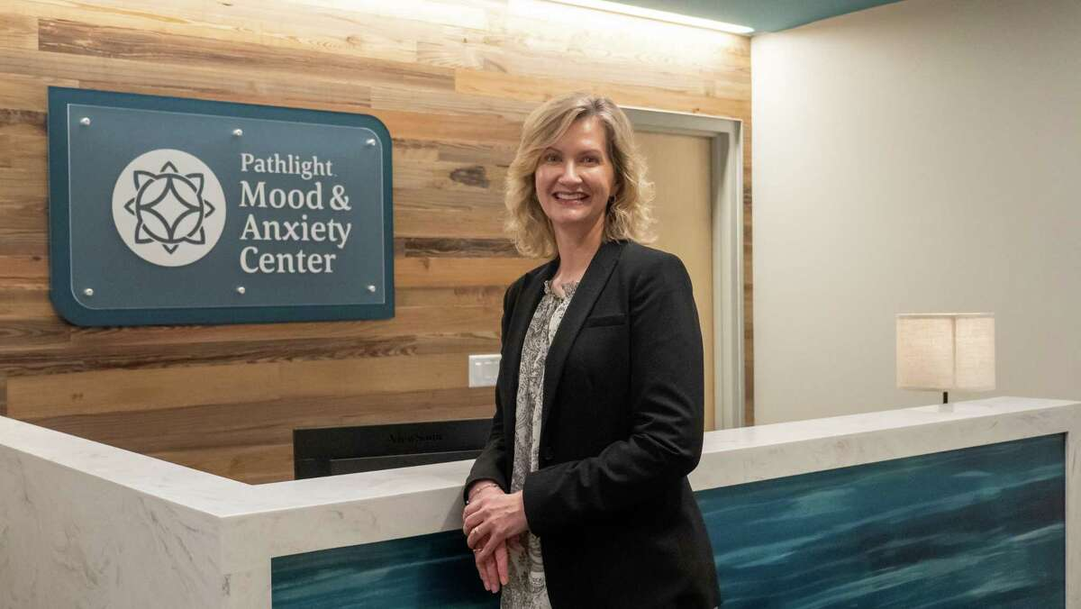 Deb Michel is a regional clinical director at the Pathlight Mood & Anxiety Center facility in The Woodlands.