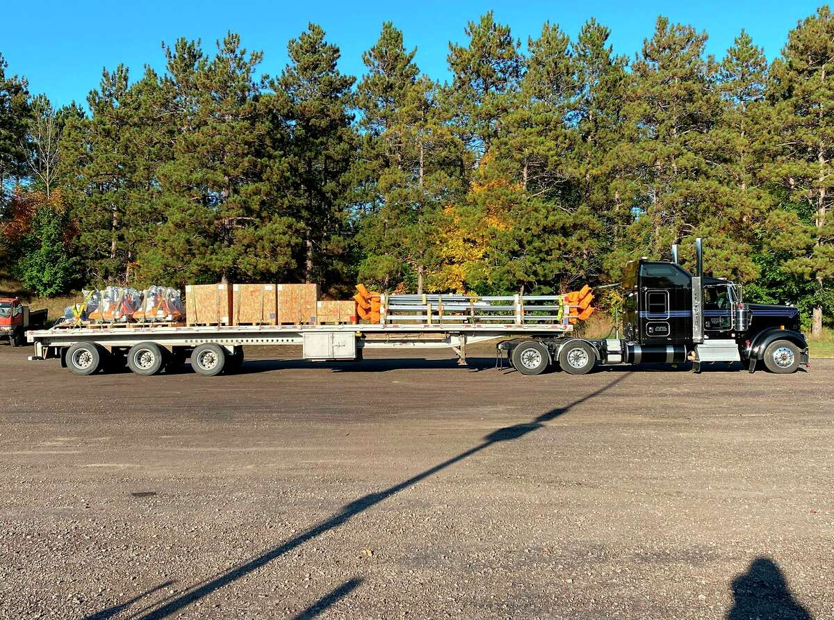 Crystal Mountain has received11 of 14 new snow guns to help prepare for the upcoming winter sports season. (Courtesy Photo)