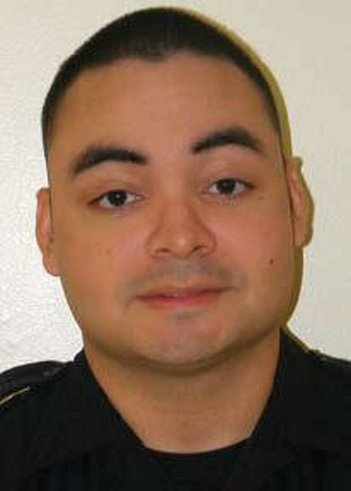 Bexar County Sheriff's Deputy Joseph Trevino, 33, reportedly fired the shot that killed Nicholas Norris, 38, during a struggle to arrest him on Sept. 30, 2021, near the intersection of Potranco Road and Sundance Crest.