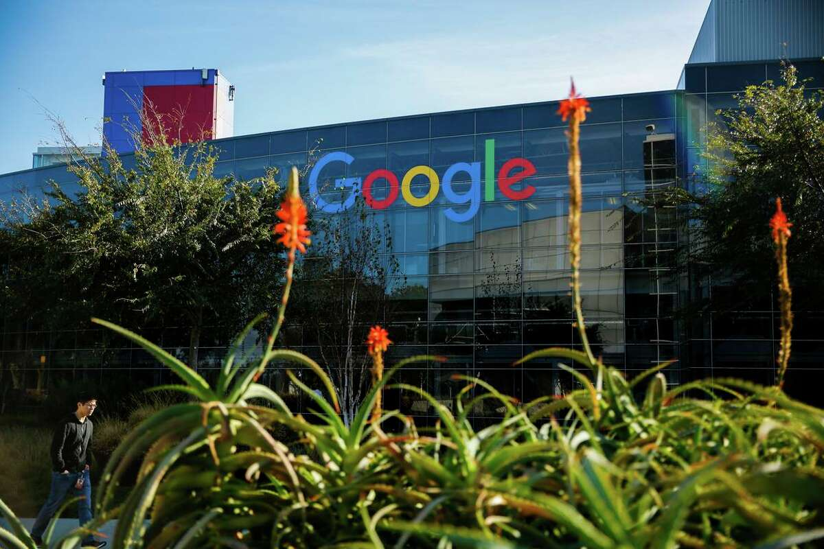 Former Google workers said they weren't allowed to discuss working conditions.