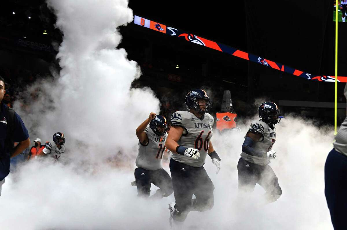 UTSA hopes to start drawing larger crowds to its games at the Alamodome - and continuing to win is the best way to do it.