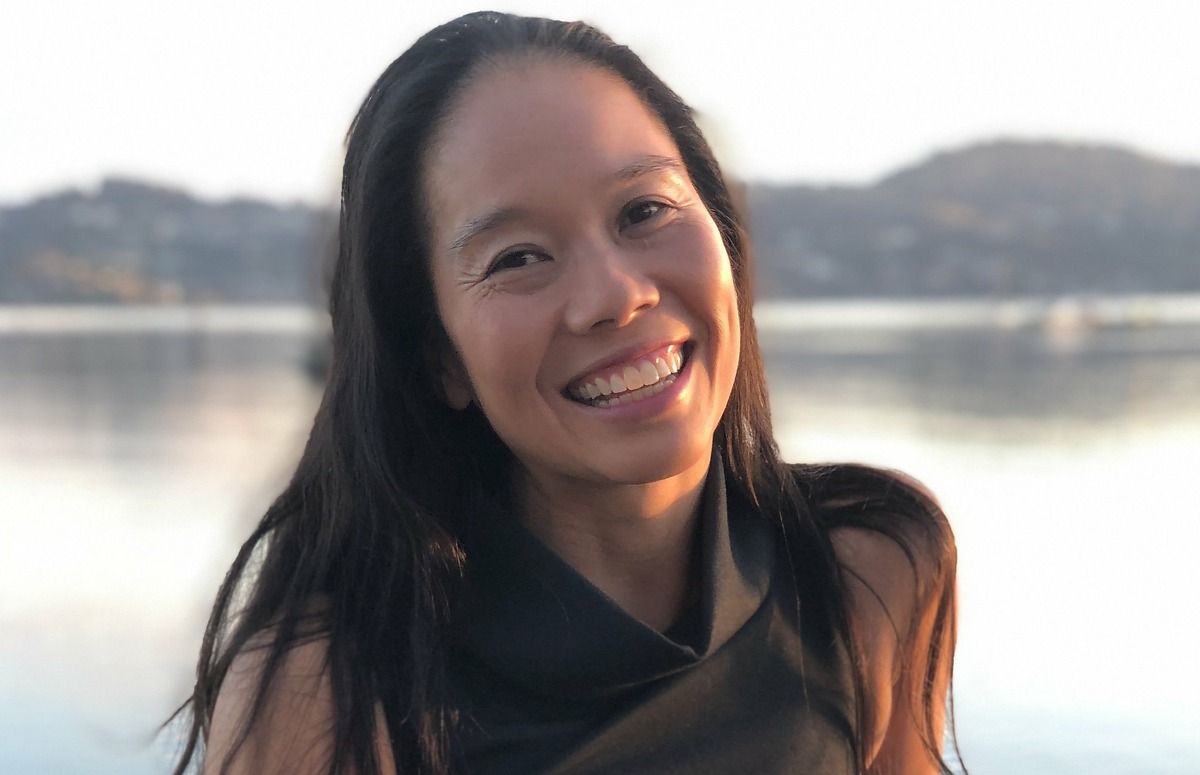 """Author Bonnie Tsui shares her love for swimming in """"Why We Swim."""""""