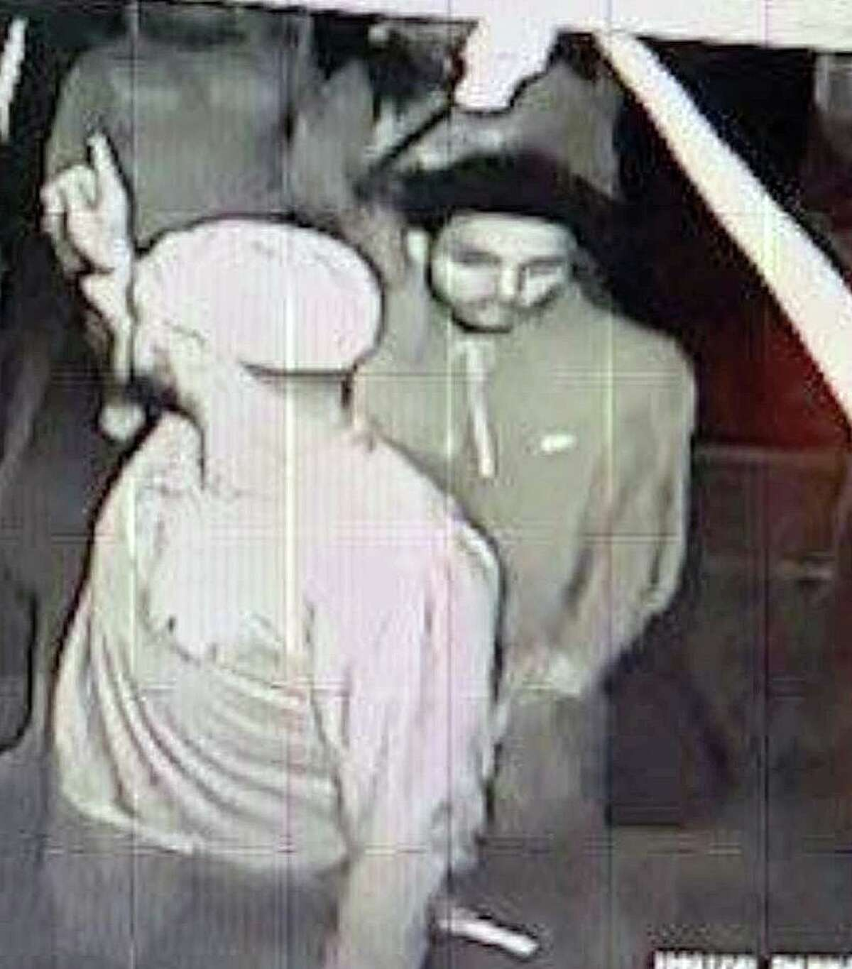 Police say these individuals were involved in an armed robbery in Tolland, Conn., on Oct. 10, 2021.