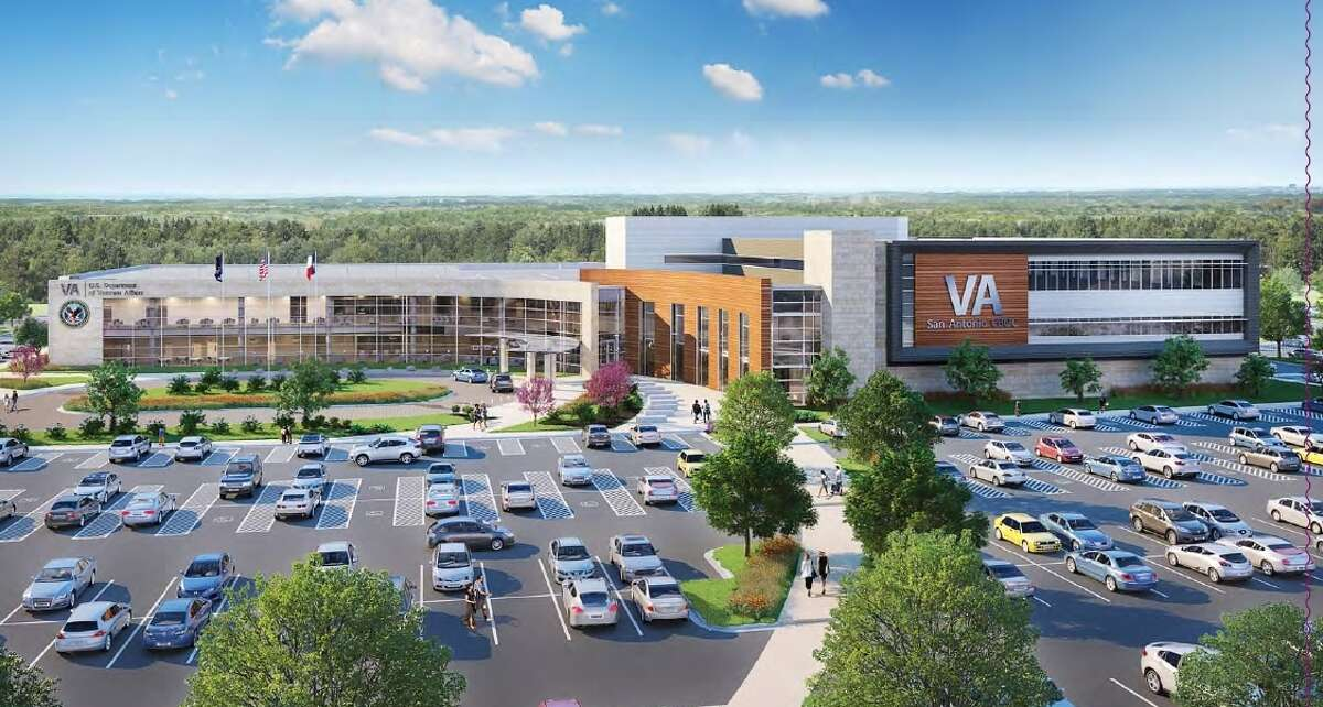 The massive new medical center will bring state-of-the-art health care services to veterans.