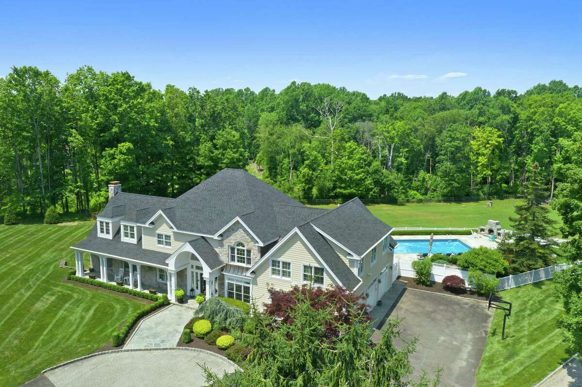 William Pitt Sotheby's International Realty said it sold a country estate at 20 Split Rock Road, Bethany, Conn.