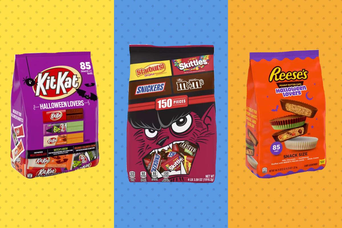 Reese's Halloween Peanut Butter Lovers Assortment, $14.74 at Walmart