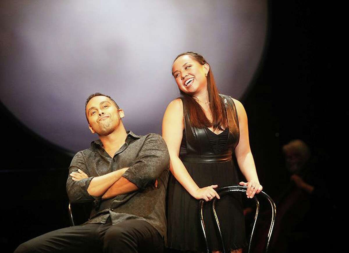 """Goodspeed Opera House in East Haddam is staging """"A Grand Night for Singing: A Celebration of Rodgers and Hammerstein"""" until Sunday."""