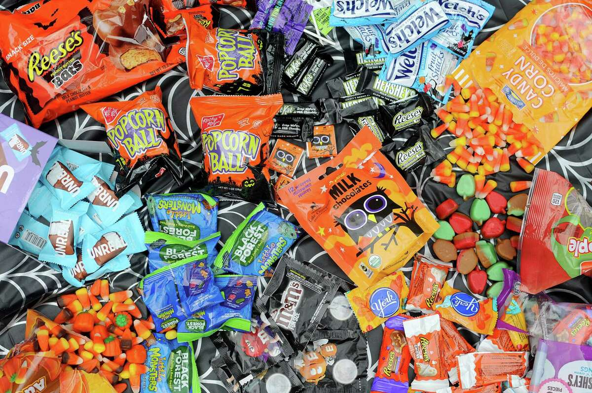 This week the Taste Team has sampled all the Halloween-themed candy we could find to identify the best.
