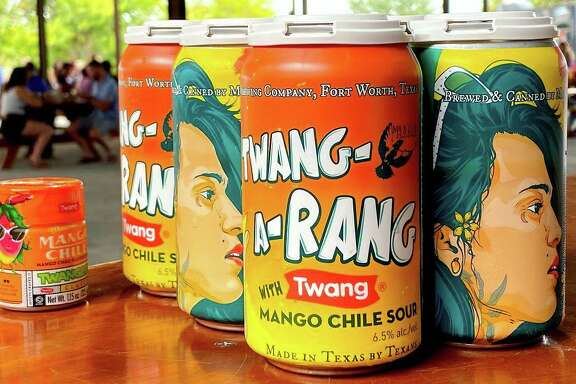 Twang-a-Rang is the new beer from Martin House Brewing Co. inspired by Twang's Mango Chili Twangerz.