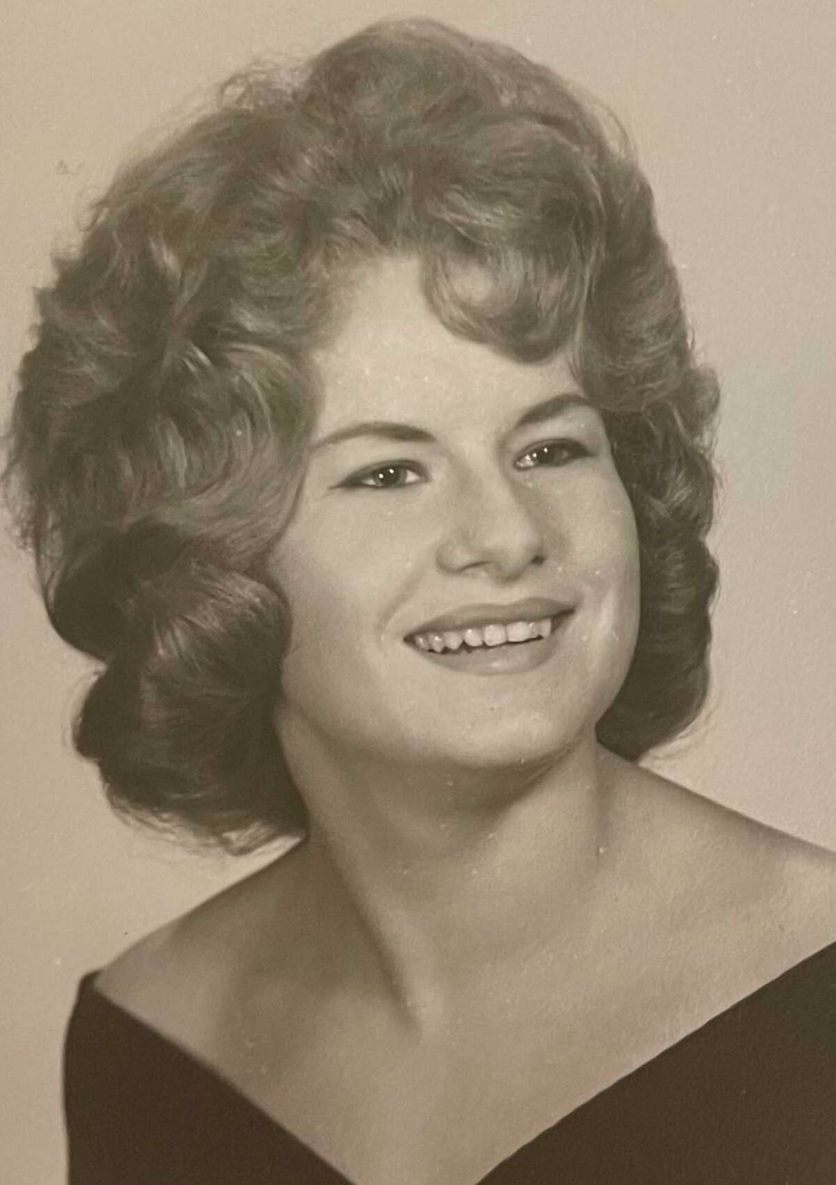 What she may have lacked in stature, Mary-Lou Fitch made up for in heart, service to others and her love of The Woodlands. She volunteered in various capacities in The Woodlands and in Montgomery County over her 30-plus years in the community. She's pictured here in a school yearbook photo.