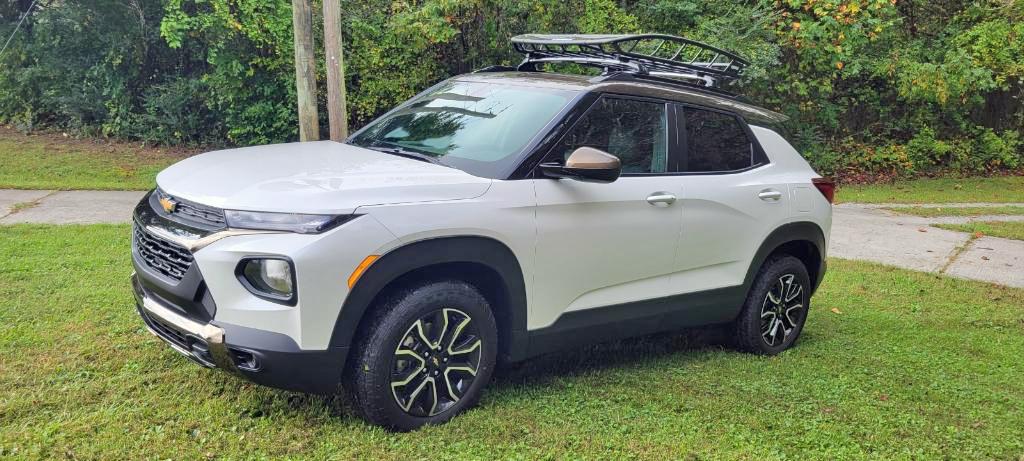 Trailblazer baru Chevrolet menghadirkan gaya, ekonomi ke crossover kecil