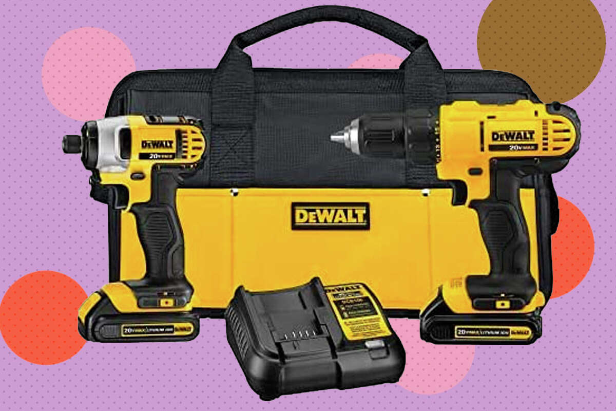 DeWalt 20V Max Cordless Drill - $149.00 at Amazon