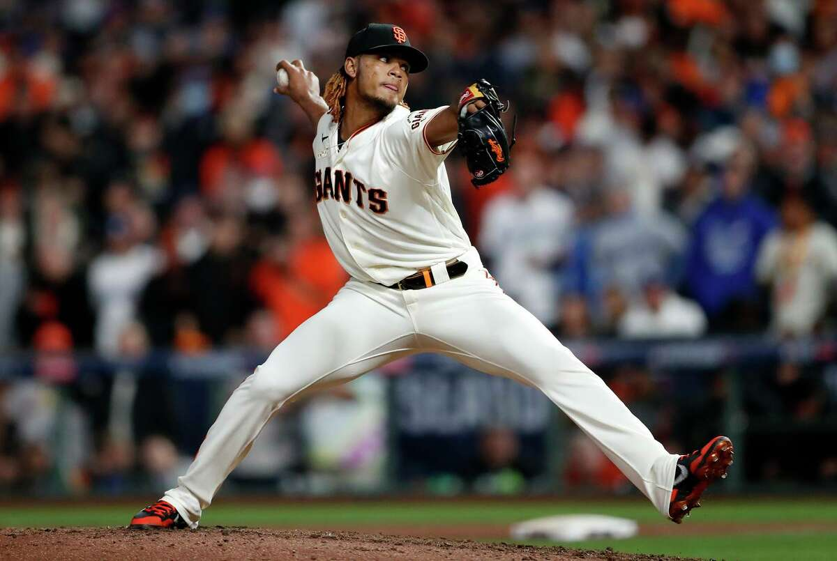 After a stint in Triple-A (Sacramento), Giants rookie Camilo Doval was called up for good on Sept. 5, when his ERA was 6.39. He has not allowed a run in the major leagues since May 20.