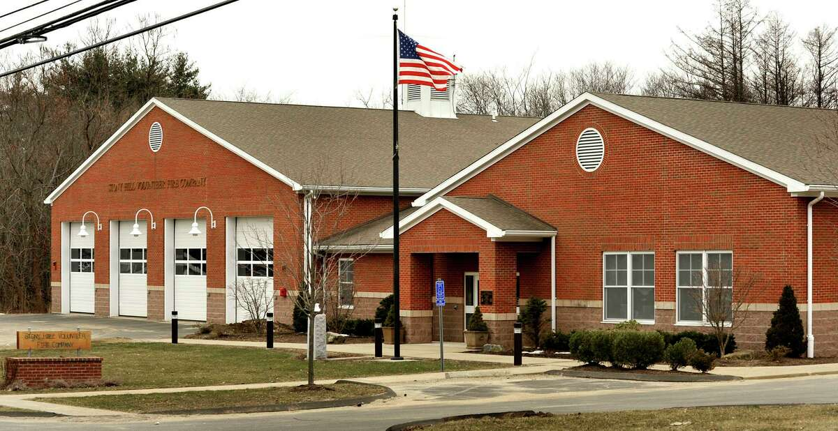 Stony Hill Volunteer Fire Company headquarters in Bethel, Conn.