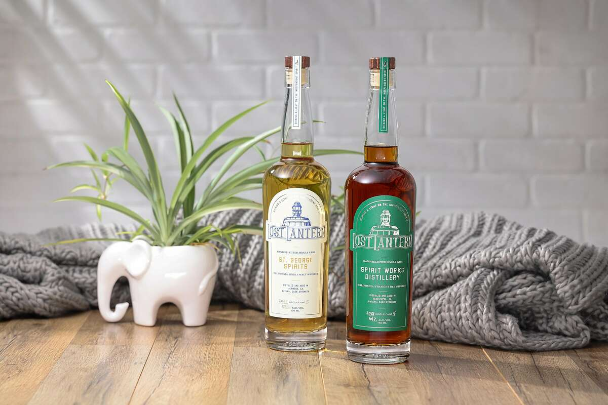 Lost Lantern, a new company modeled on the Scotch tradition of 'independent bottlers,' is releasing two limited-edition whiskeys from noted Bay Area distilleries St. George and Spirit Works.