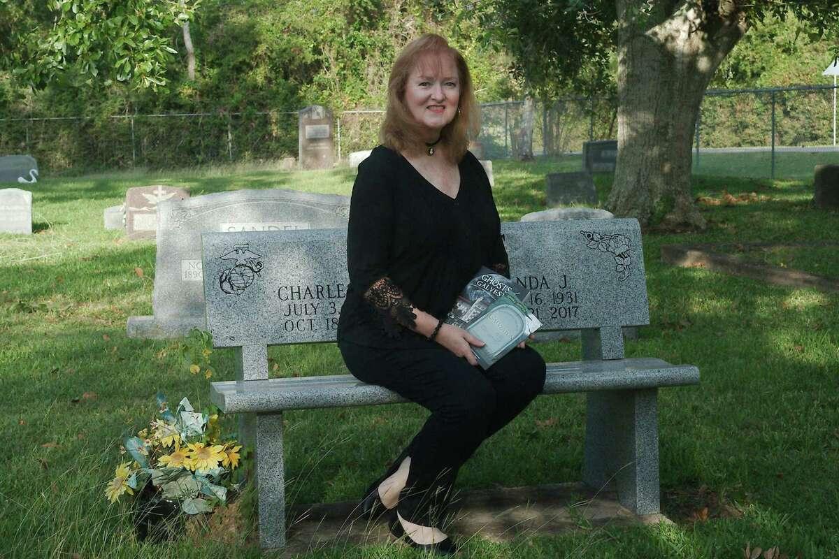 "Kathleen Maca has written books such as ""Ghosts of Galveston."""