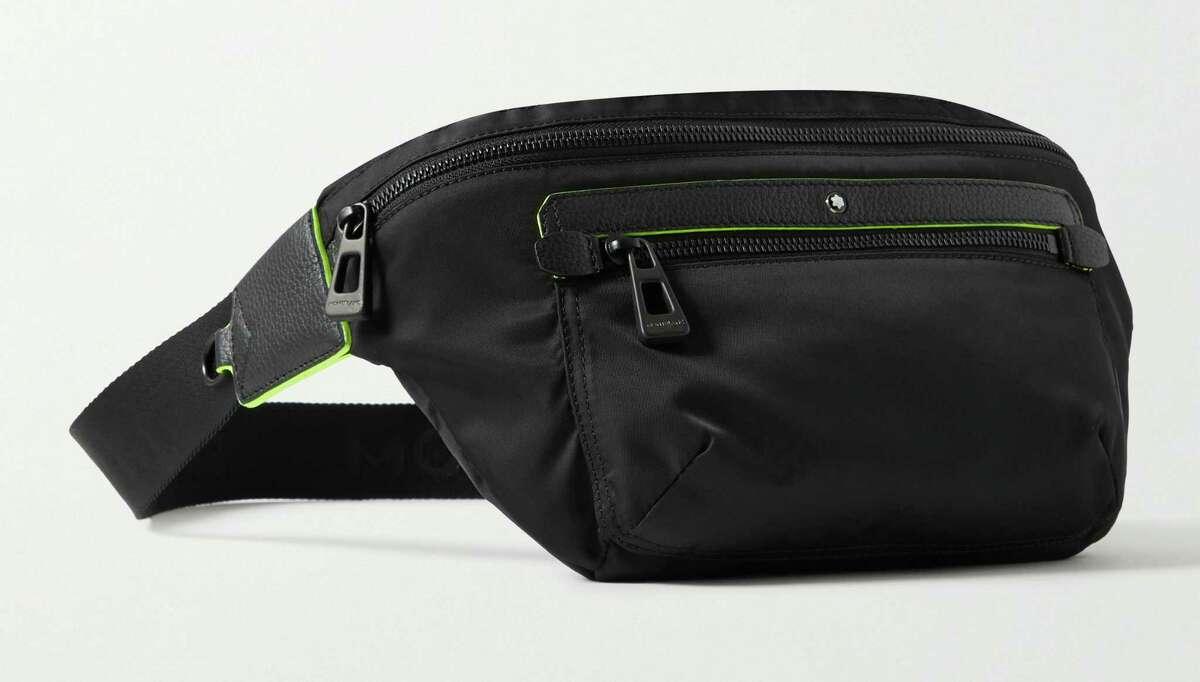 Montblanc x PSNY belt bag, $760.