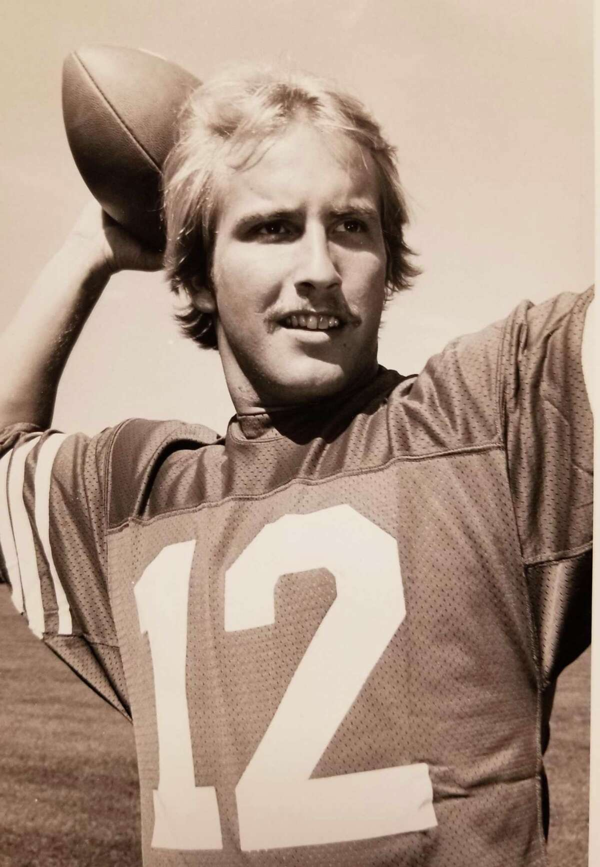 Ken Sweitzer was UConn's best player during its rivalry with Yale in the early 1980s.