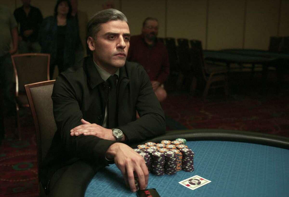"""In """"The Card Counter,"""" Oscar Isaac goes all in."""