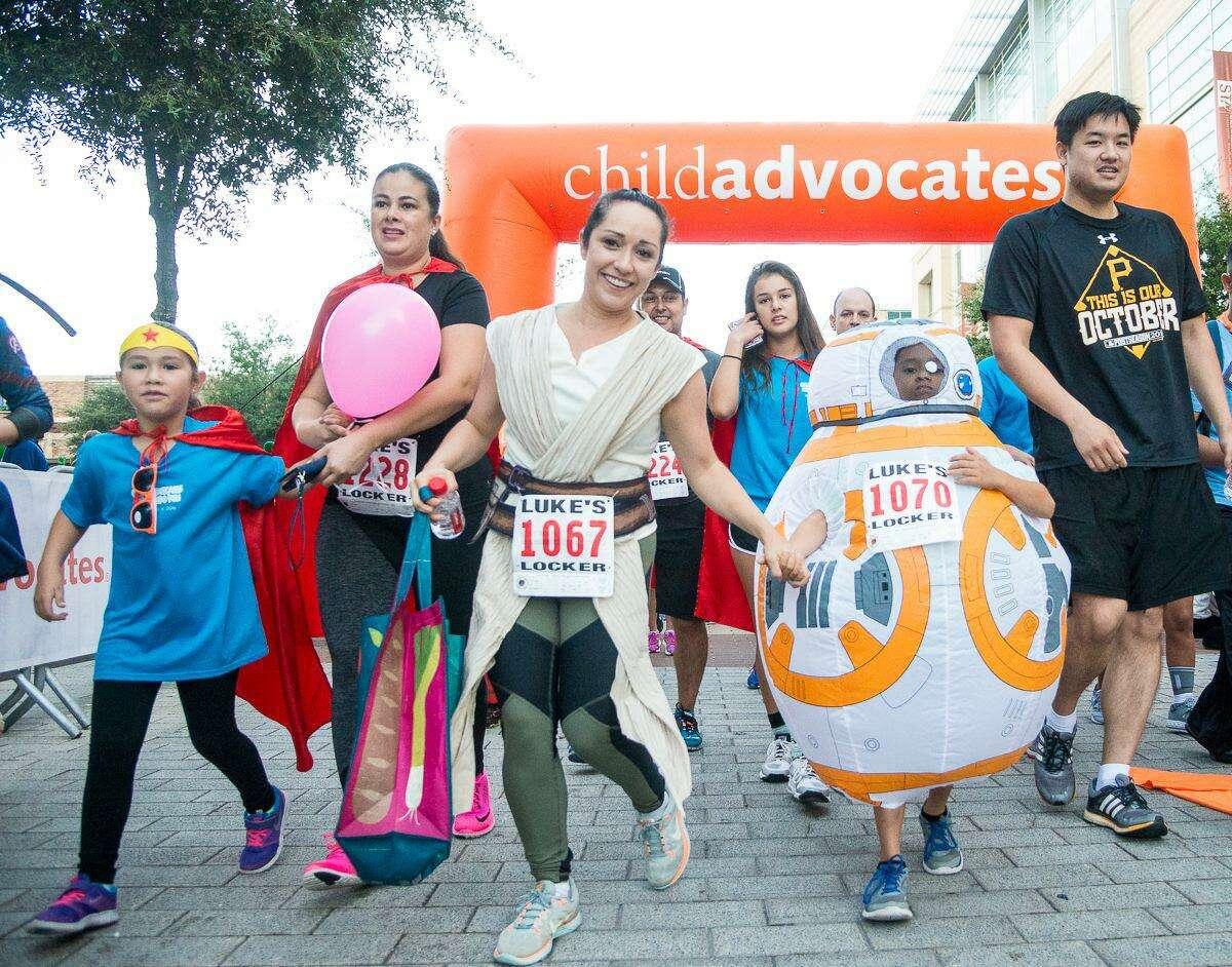Families are invited to grab their favorite superhero costume and participate in the 7th annual Child Advocates Superhero Fun Run benefiting Child Advocates.