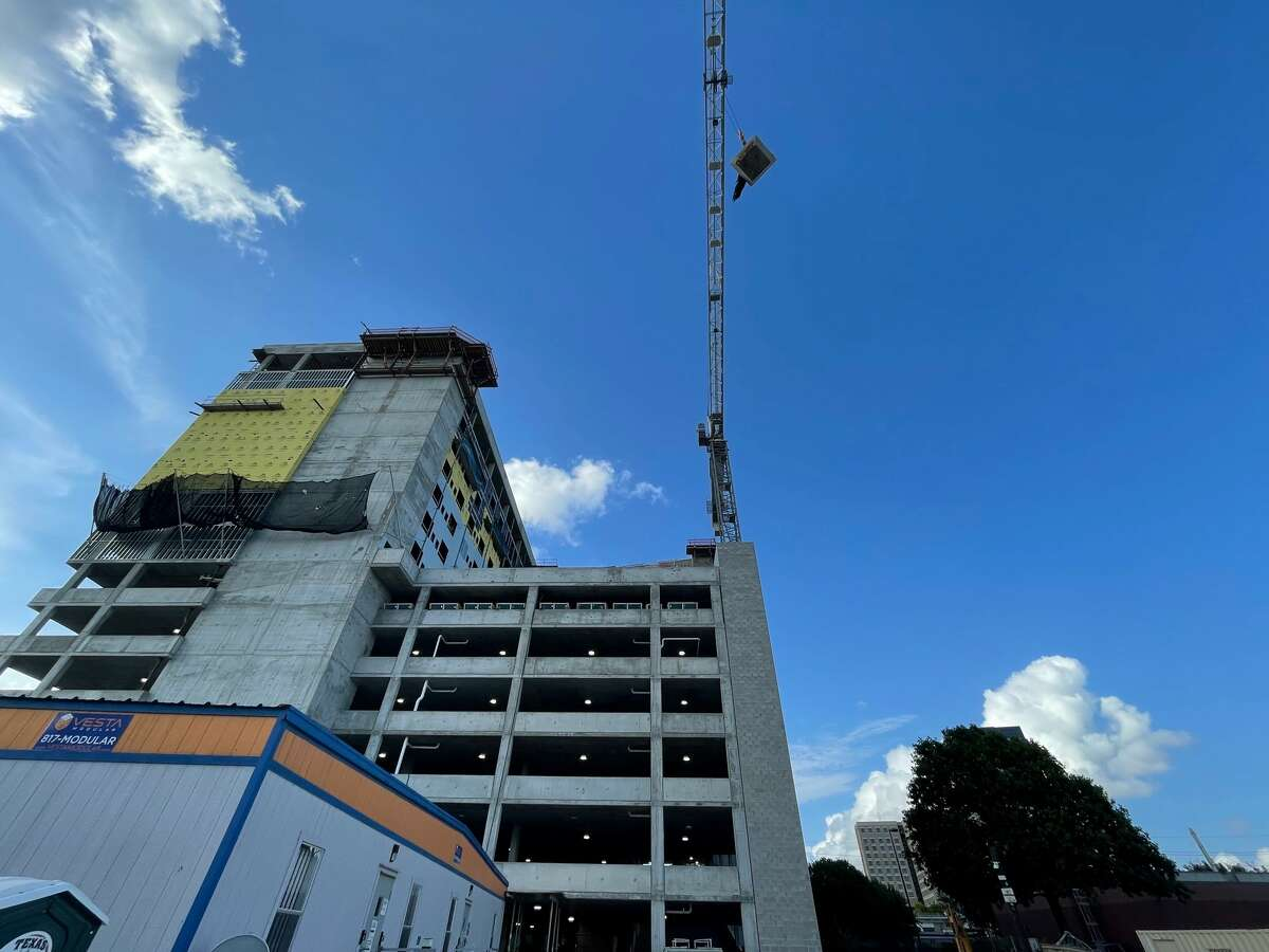 Hyatt Place and Hyatt House Medical Center, a development of Satya, will be completed in 2022.