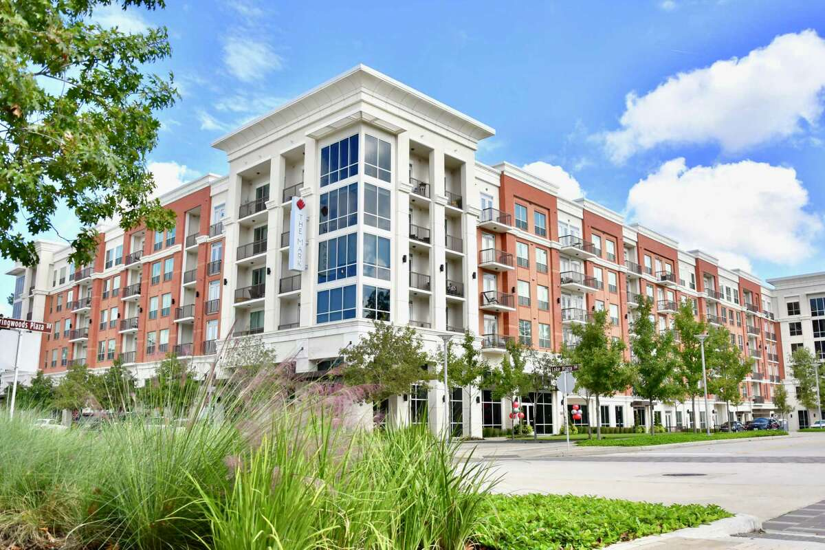The Mark, a luxury apartment building at 1400 Lake Plaza Drive in City Place, was developed by Fein. Starbucks will join Chipotle as a tenant on the ground floor.