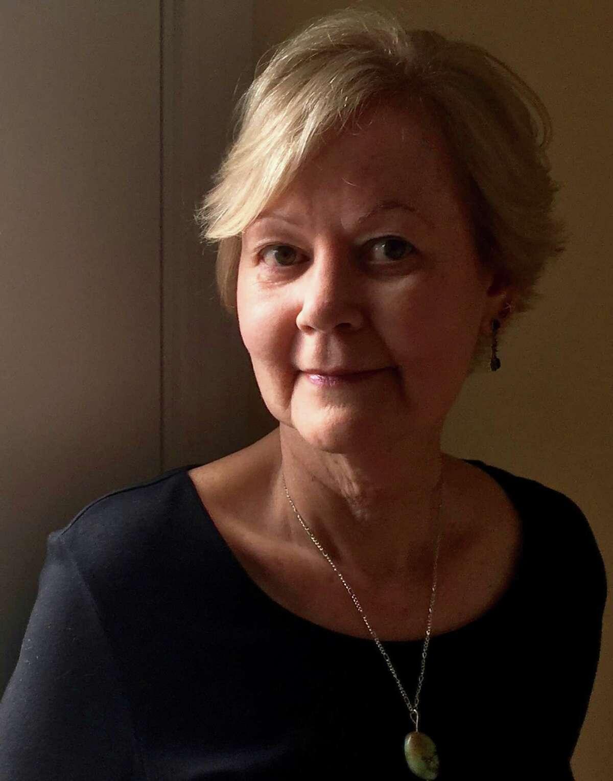 Gail Lukasik in 2017 (