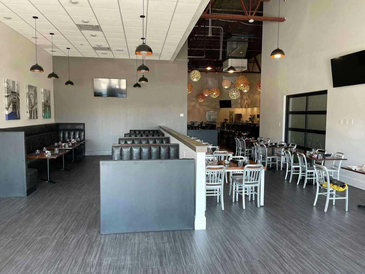 One of the reasons for opening the new location was to have more space and more tables. Including the kitchen, New York Eatery is spread out over 6,000 square feet.