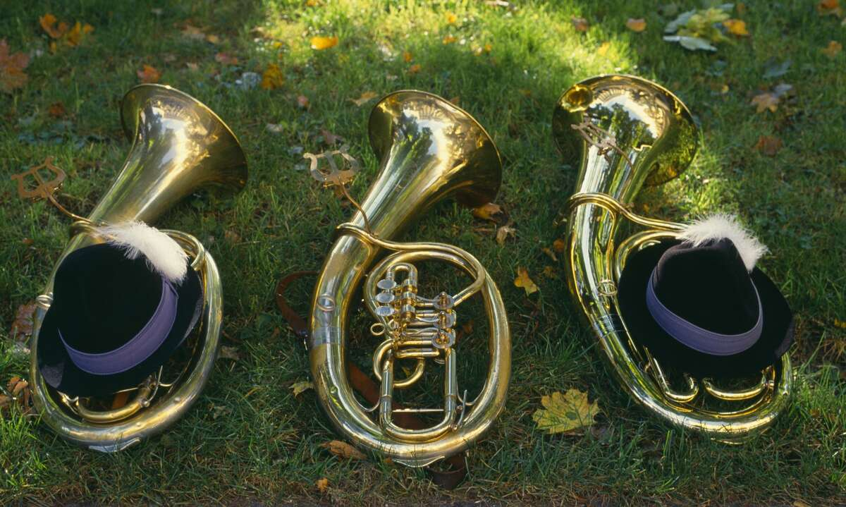Tuba Bach concerts are open to all and presented with no admission charge.