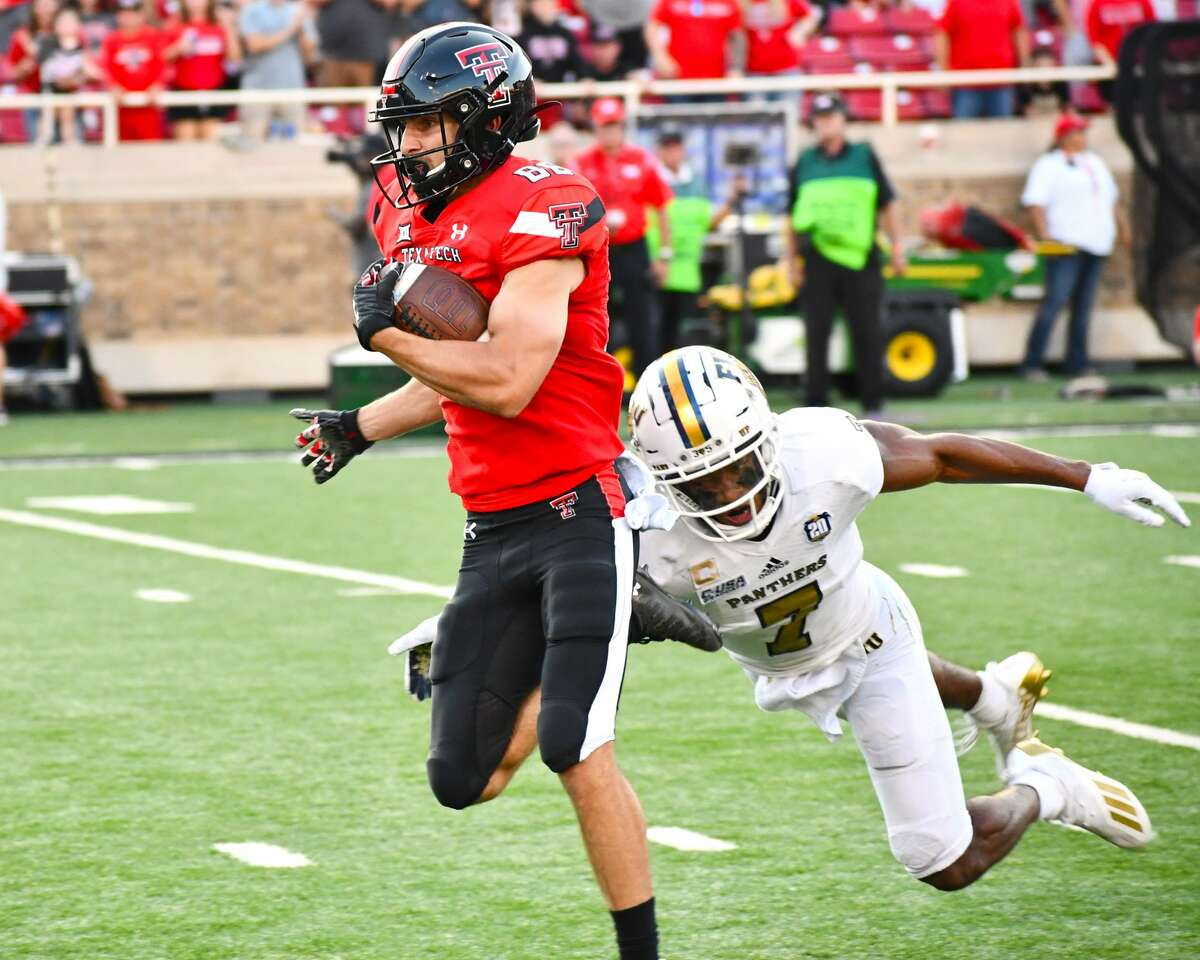 Dalton Rigdon and the Texas Tech football team will try to right the ship this week against Kansas.