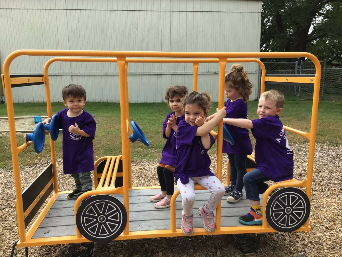 A Child's Garden preschool, ACG, recently had its fortieth anniversary celebration. A Child's Garden preschool is located at 100 Mona Terrace in Fairfield, near the Bigelow Center for Senior Activities.