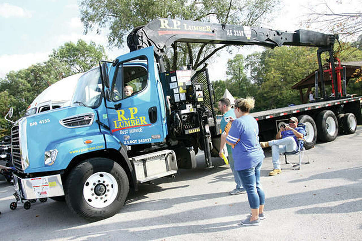 In this file photo, Edwardsville Township hosts its fourth annual Touch-A-Truck at Edwardsville Township Park.