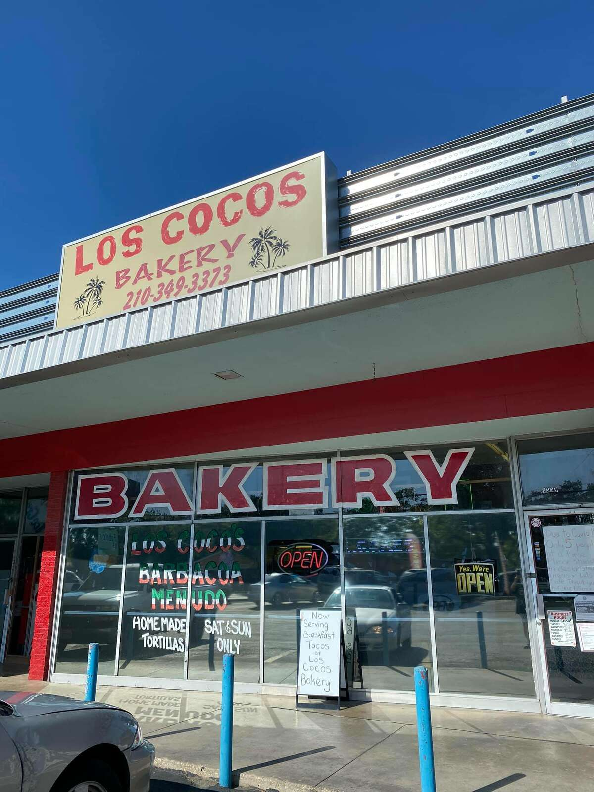 The patriarch of the Torres family opened the sweets shop, mixing European recipes with pan dulce offerings, in August 1973.