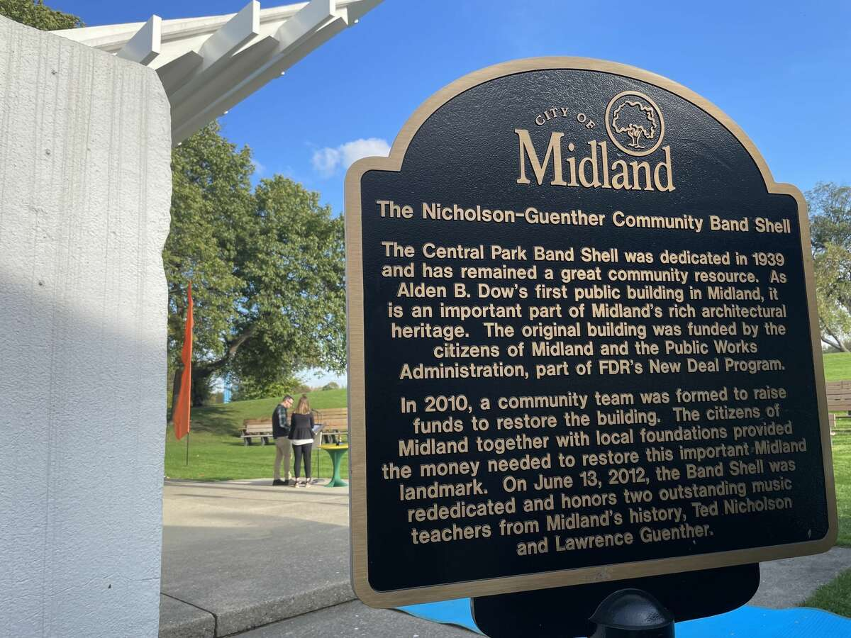 """The Midland Area Community Foundation held its annual """"Ripple Effect"""" event to report its recent work to community members and stakeholders on Wednesday, Oct. 13 in Central Park."""