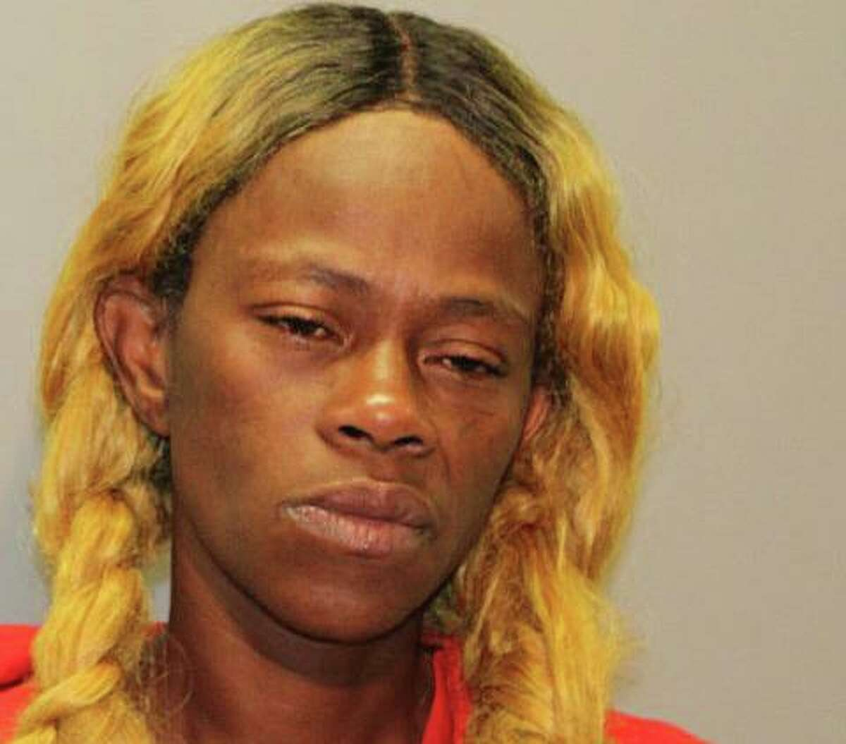 Iris Rena Blye, who was listed in the report as experiencing homeless, was charged with third-degree criminal mischief, third-degree assault, disorderly conduct and second-degree intimidation based on bigotry or bias.